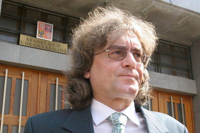 Bohumil Kulínský (foto archiv)