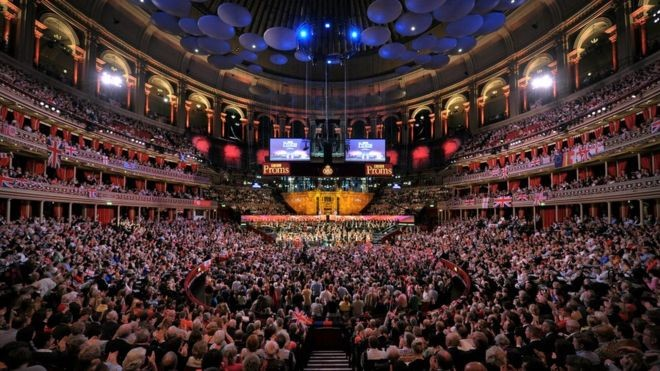 Last Night of Proms - ilustrační foto (zdroj bbc.co.uk)