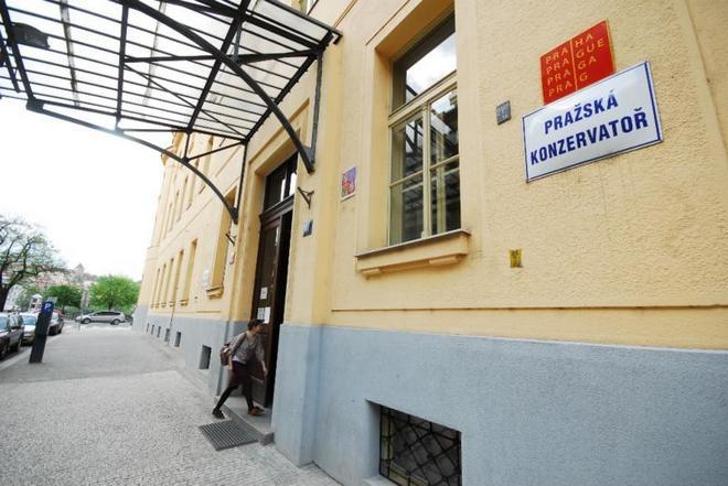 Pražská konzervatoř (foto archiv)