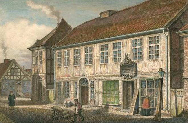 rodný dům Carla Marii von Webera (foto akg-images.de)