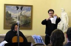Premiéra Martinů a mladých skladatelů v Bratislavě