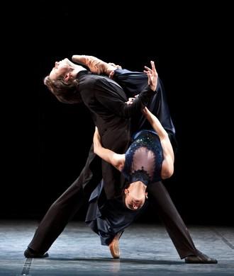 Anna Karenina – choreografia Boris Eifman - Eifman Ballet (foto Hana Kudryashova)