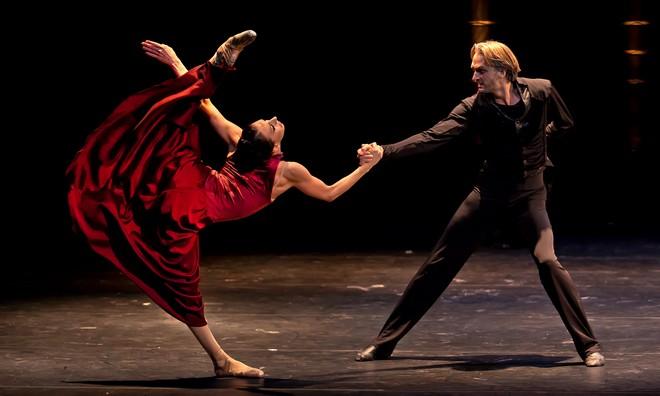 Anna Karenina – choreografia Boris Eifman - Eifman Ballet (foto Souheil Michael Khoury)