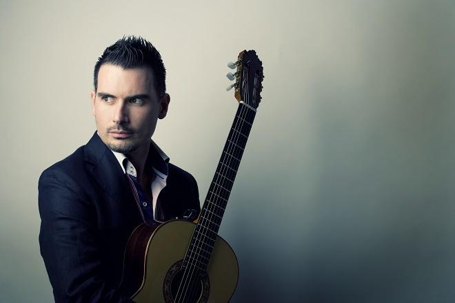 Carlos Piñana (zdroj.festivalkrumlov.cz)