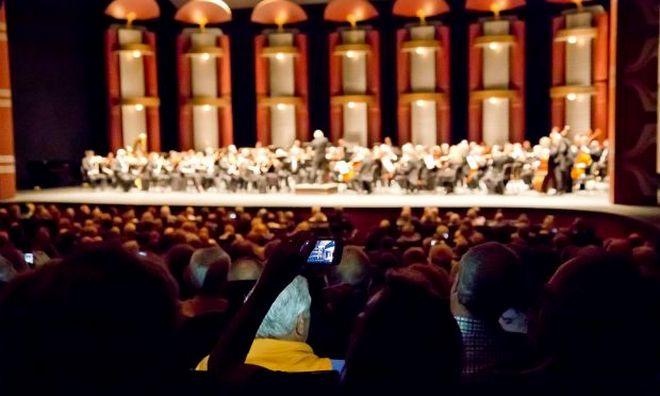 publikum při koncertě (ilustrační foto archiv)