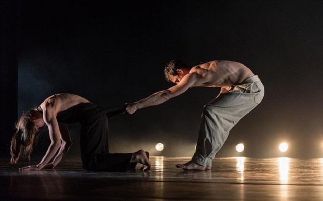 Kapetanea/Fruček: Europium - Tanec Praha 2016 (foto Mike Rafail)