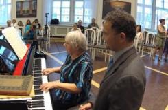 Jičínský klavírní maraton 2016 (foto archiv Muzea rekordů a kuriozit)