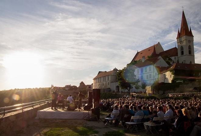 Hudební festival Znojmo 2015 (foto Lenka Jíšová)