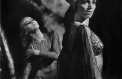 Istar - Marta Drottnerová (Istar) a Růžena Elingerová (Irkalla) - ND Praha 29. 5. 1964 (foto archiv ND/Jaromír Svoboda)