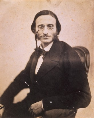 Jacques Offenbach (zdroj presspack.rte.ie)