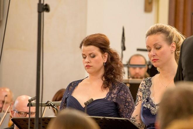Veronika Holbová, Jana Hrochová - Janáčkův máj 2016 (foto Solokapr / Petr Bohuš)