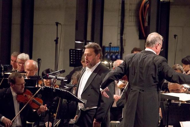 H.Berlioz: Romeo a Julie - Gustáv Beláček, Petr Vronský, Filharmonie Brno - Janáčkův máj 2016 (foto Jakub Mičovský)
