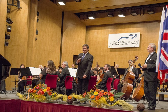 Závěrečný koncert MHF Janáčkův máj - Jaromír Javůrek a Jiří Vejvoda - Janáčkův máj 2016 (foto Jakub Mičovský)