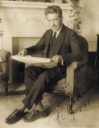 Fritz Kreisler (zdroj carnegiehall.org)