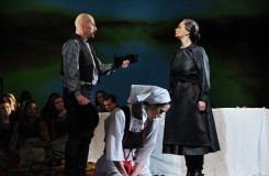 Leoš Janáček: Jenůfa - Gerhart-Hauptmann-Theater Görlitz (foto Marlies Kross)