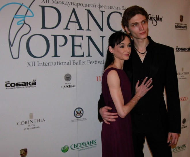 Lucia Lacarra a Marlon Dino (foto Pavol Juráš)