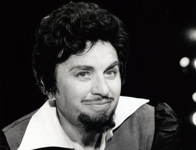 B.Martinů: Mirandolina - Vilém Míšek (Rytíř di Ripafratta) - DJKT Plzeň 1990 (foto archiv DJKT)
