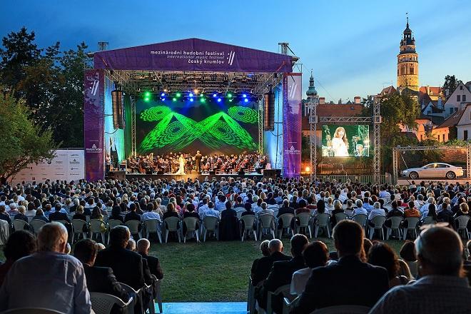 Mezinárodní hudební festival Český Krumlov (foto MHFČK)
