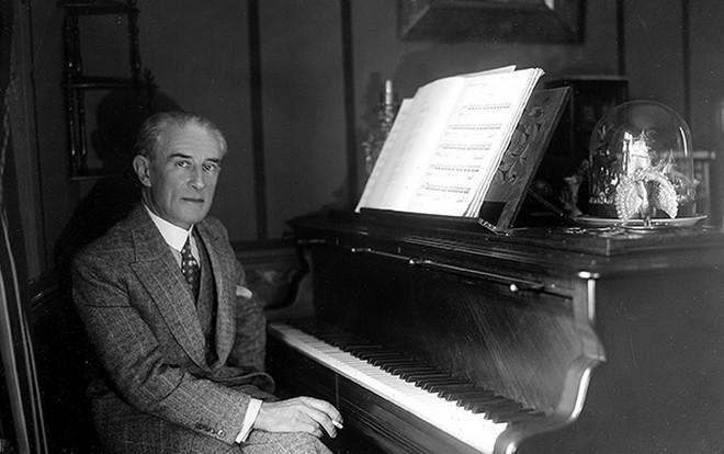 Maurice Ravel (1930) (zdroj historytoday.com)