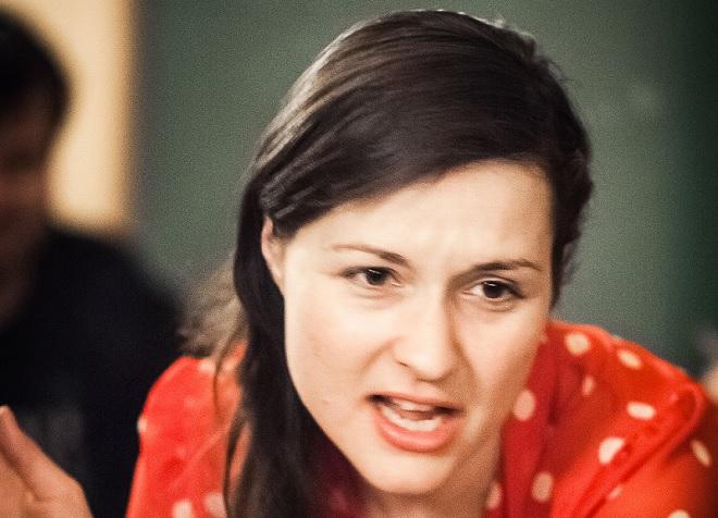 Miřenka Čechová (foto archiv Miřenky Čechové)