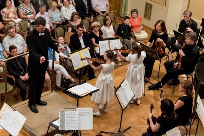 Festival Mozartovy děti (zdroj filharmonie-brno.cz)