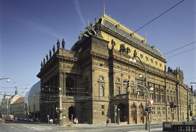 Národní divadlo Praha (zdroj ND Praha)