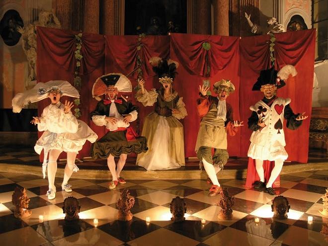 Olomoucké hudební slavnosti (foto archiv festivalu)