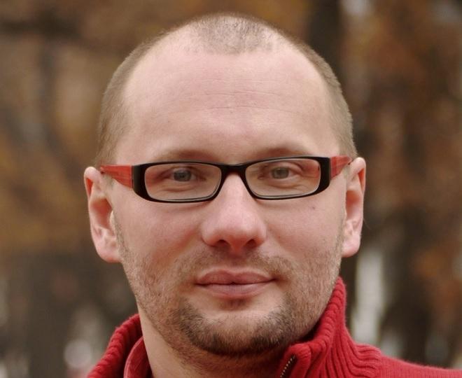 Petr Cígler (foto archiv Ostravského centra nové hudby)
