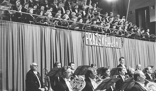 Pražské jaro - Pražský filharmonický sbor (zdroj PFS)