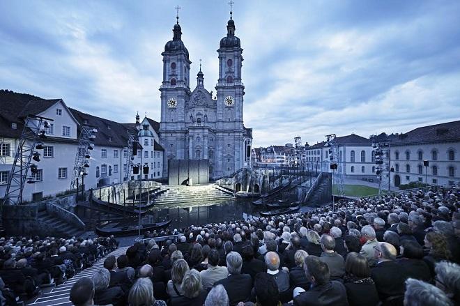 Pražský filharmonický sbor - St.Gallen 2015 (foto ©Toni Suter)