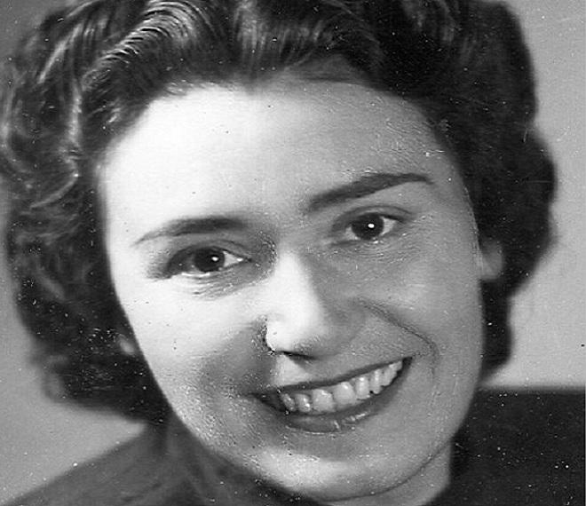 Růžena Hořáková (foto Deník/archiv)