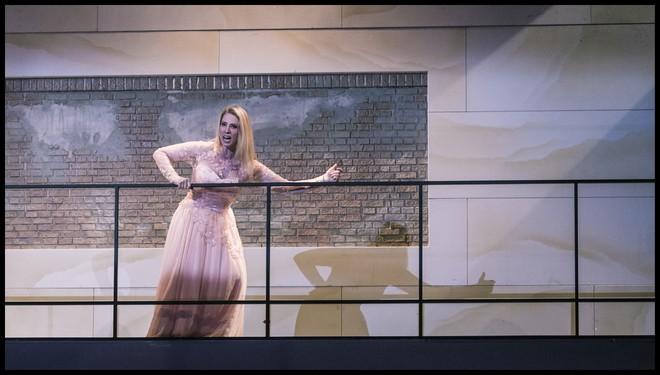 Richard Strauss: Elektra - Anna Gabler (Chrysothemis) - Státní opera Praha 2016 (foto Patrik Borecký)