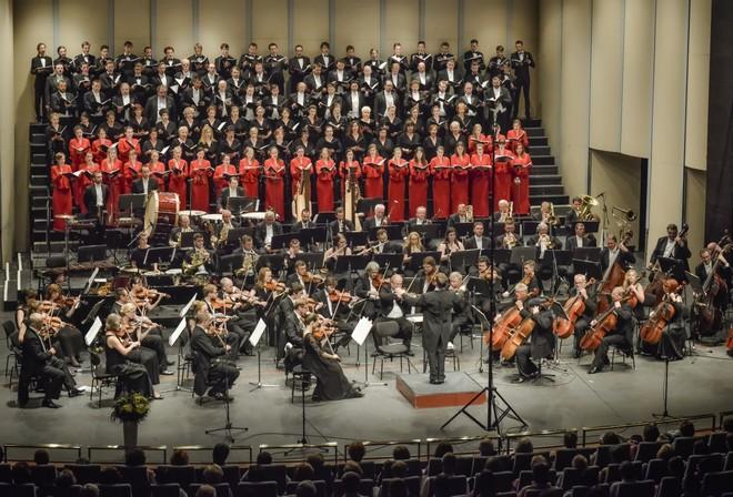 Slavné operní sbory - Janáčkovo divadlo Brno 2016 (foto © NdB – Marek Olbrzymek)