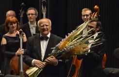 Dnes jsem šťastný. Brněnský galakoncert k poctě sbormistra Josefa Pančíka