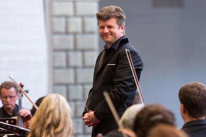 Trojhvězdí vídeňských klasiků - Radek Baborák - Smetanova Litomyšl 2016 (foto František Renza)