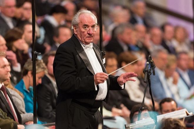 G.Mahler: Symfonie tisíců - Ondrej Lenárd - Smetanova Litomyšl 2016 (foto František Renza)