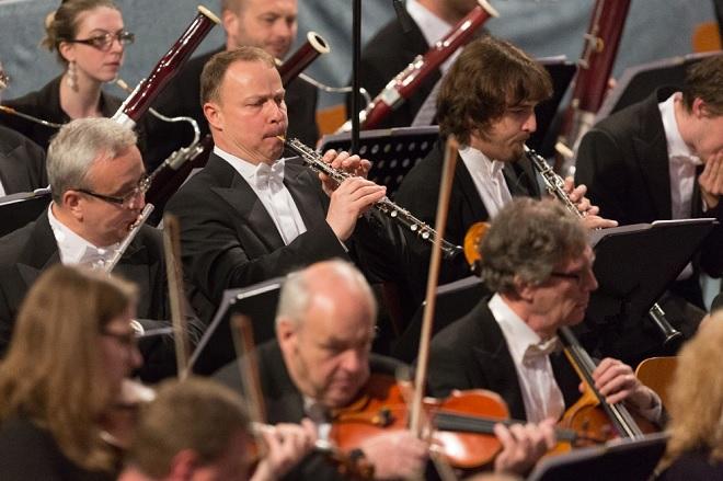 G.Mahler: Symfonie tisíců - Symfonický orchestr Českého rozhlasu - Smetanova Litomyšl 2016 (foto František Renza)