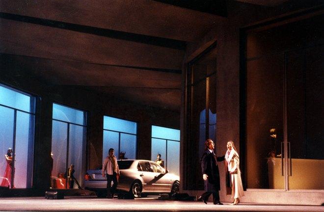 Giacomo Puccini: Manon Lescaut - Wiener Staatsoper (foto © Wiener Staatsoper - Michael Pöhn)