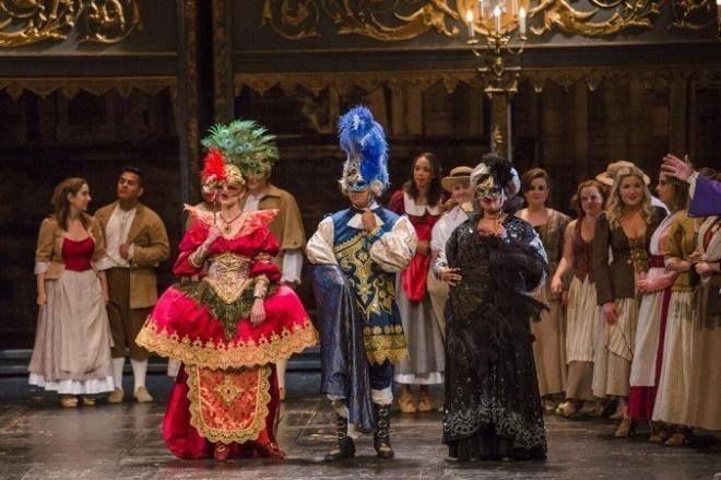 W. A. Mozart: Don Giovanni - Prague Summer Nights (foto archiv PSN)
