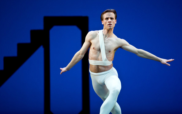 Zdenek Konvalina - English National Ballet (zdroj zimbio.com)