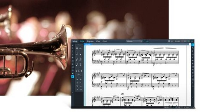 Dorico - nový software firmy Steinberg (zdroj ask.audio)