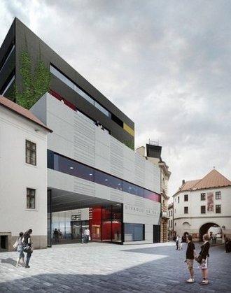 Divadlo na Orlí Brno (foto archiv)