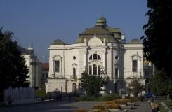 Chačaturjanova Gajané v Ústí a Vladimír Nečas