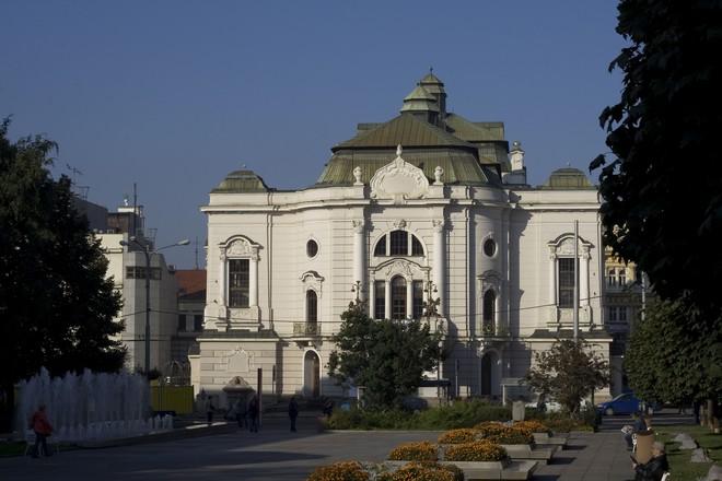 Severočeské divadlo opery a baletu Ústí nad Labem (zdroj operabalet.cz)