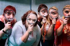 Jak se na festivalu v Glyndebournu dělá Bystrouška