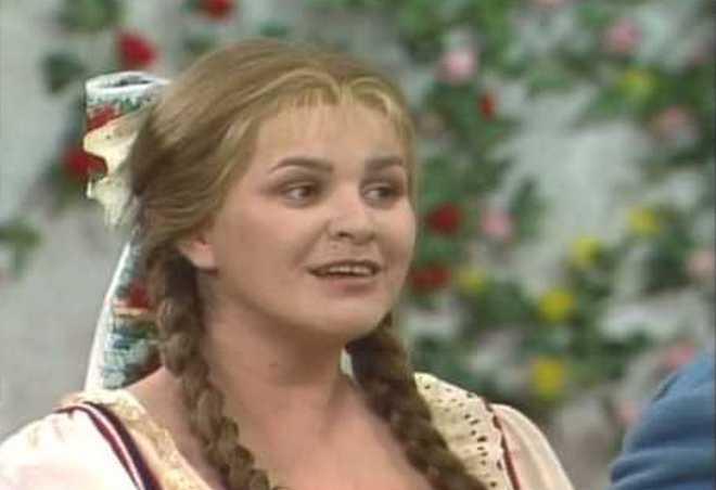 B.Smetana: Prodaná nevěsta - Gabriela Beňačková (Mařenka) - ČT 1981 (zdroj YT)