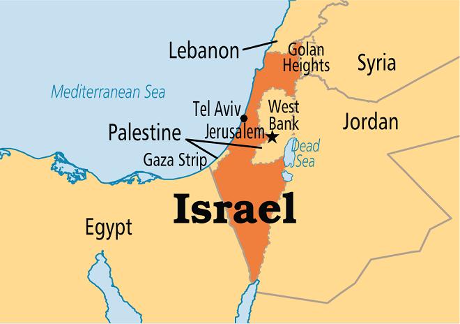 Izrael (foto archiv)