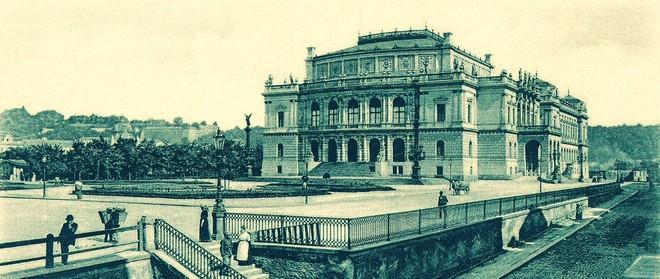 Rudolfinum Praha (zdroj rudolfinum.cz)