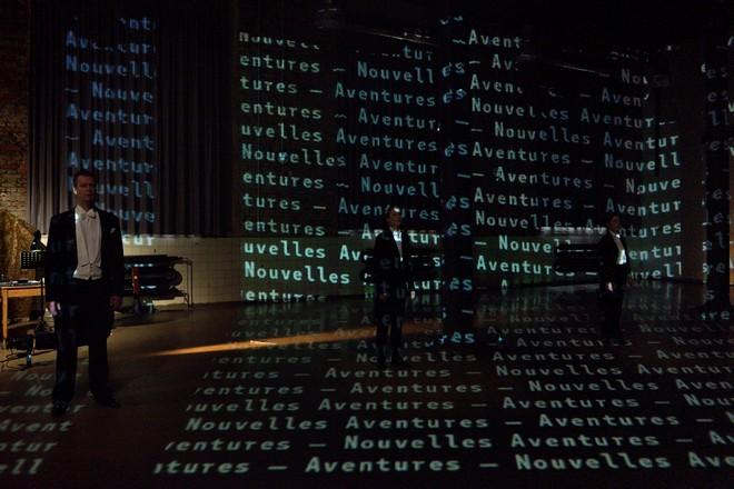 György Ligeti: Aventures a Nouvelles Aventures – NODO 2016 (foto Roman Polášek)
