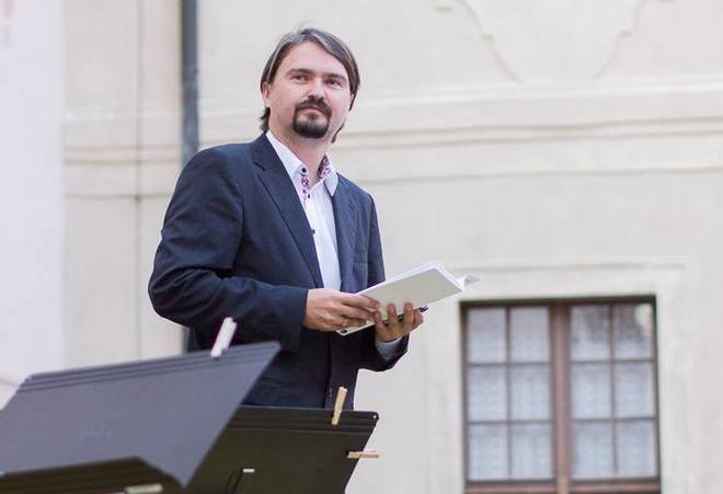 Jiří Ludvík (foto FB Hudební festival Znojmo)